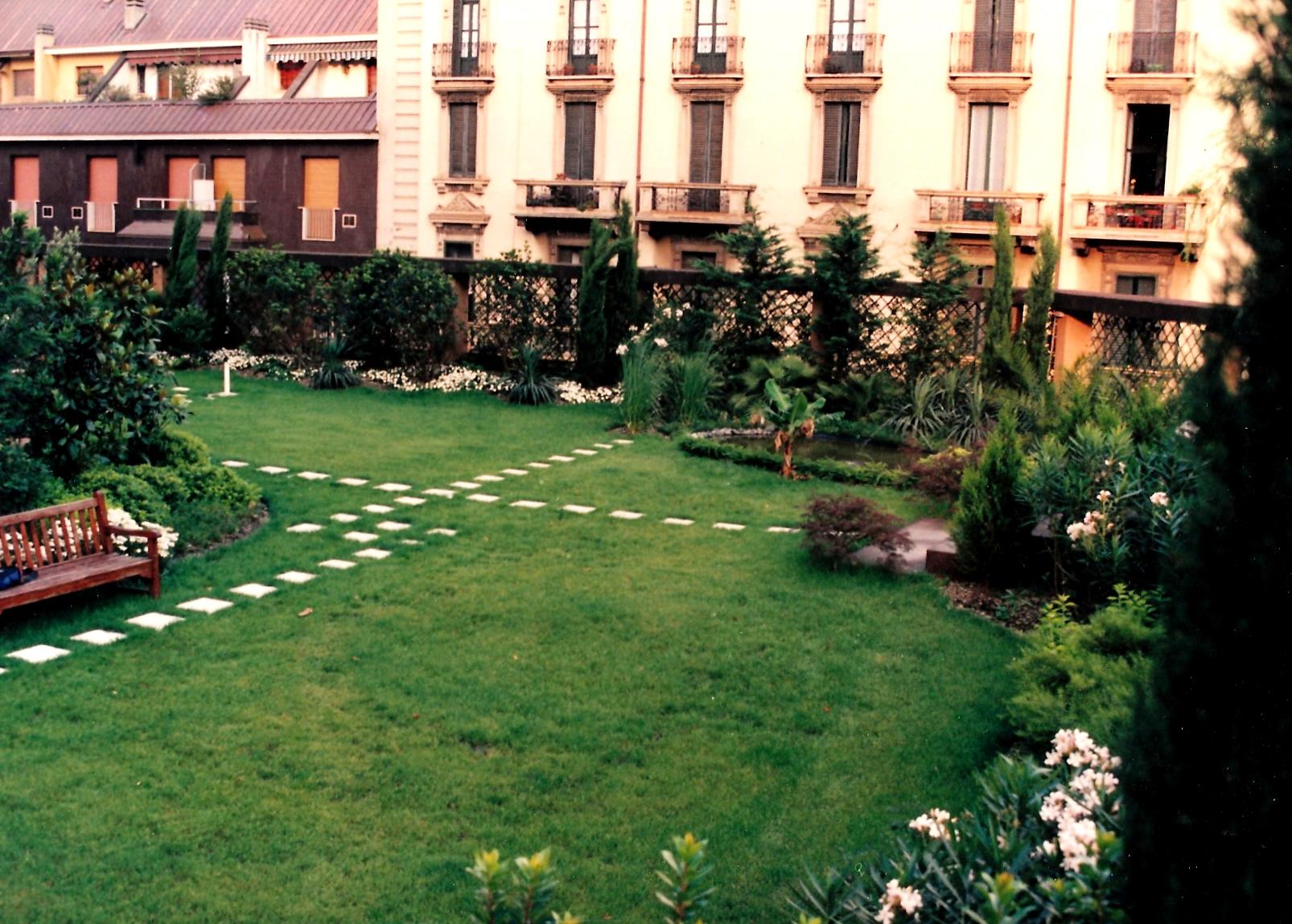 Giardinieri milano gallery fotografica fratelli for Realizzazione giardini pensili