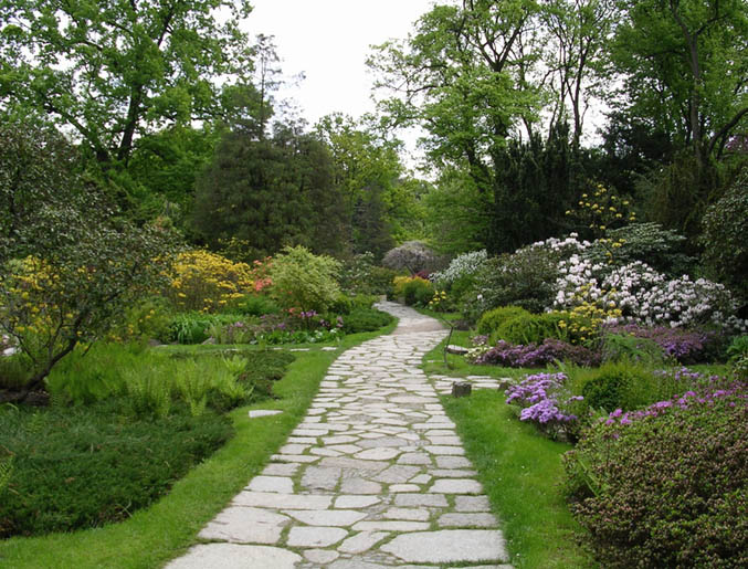 Progettazione e realizzazione giardini milano e provincia - Idee progettazione giardino ...