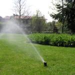 Impianti di irrigazione per prati - Fratelli Bonoldi Milano